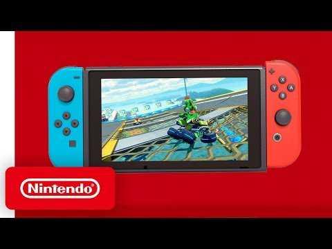 Nintendo Switch My Way - Mario Kart 8 Deluxe