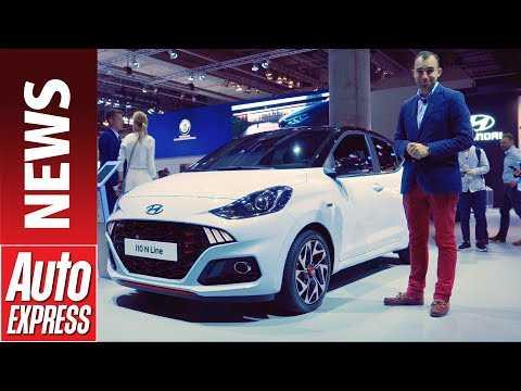 New 2020 Hyundai i10 - supermini goes premium with stylish redesign and hi-tech upgrade