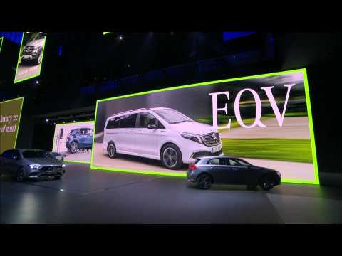 Mercedes-Benz Cars and Vans at the IAA 2019 - Speech Ola Källenius - Part 3
