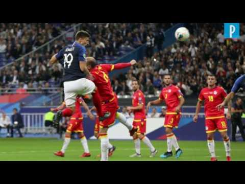 France-Andorre (3-0) : « Tout sourit à l'équipe de France »