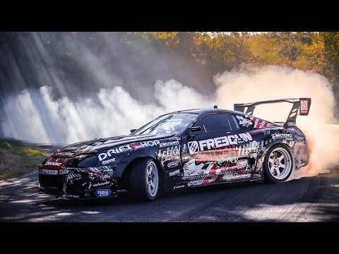 RUN SUPRA TOUGE - QUALIFICATIONS CHAMPIONNAT DE FRANCE DE DRIFT