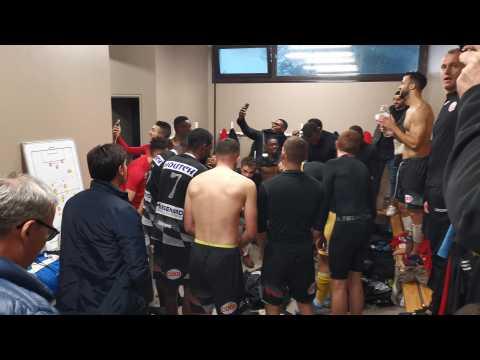 La victoire de l'OSQ contre Reims (B)