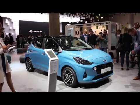 Hyundai at 2019 Frankfurt Auto Show Trailer