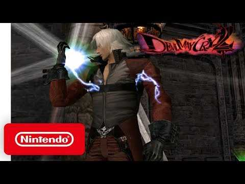 Devil May Cry 2 - Launch Trailer - Nintendo Switch