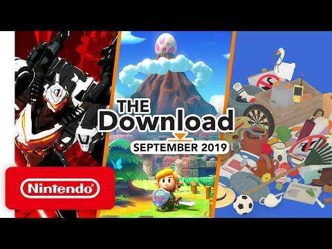 The Download - September 2019 - The Legend of Zelda: Link's Awakening, Untitled Goose Game & More!