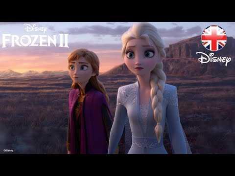 FROZEN 2 | 2019 Into the Unknown Frozen 2 Sneak Peek | Official Disney UK