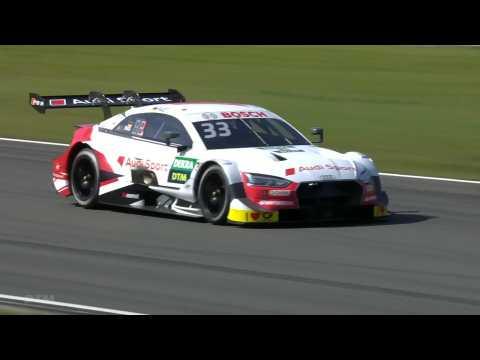 Audi Track talk - René Rast about the Hockenheimring