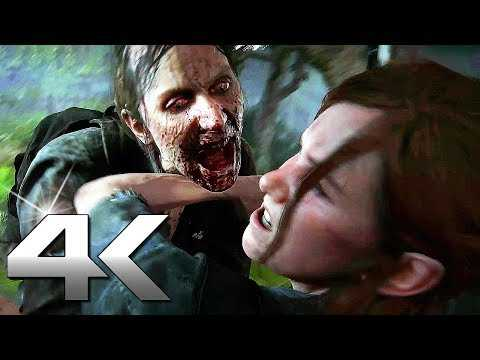 THE LAST OF US 2 Official Trailer 4K (NEW 2020) TLOU 2