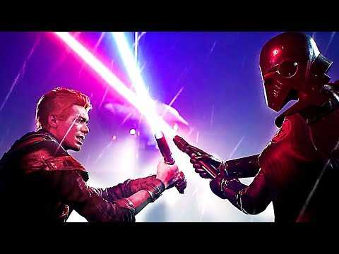 STAR WARS JEDI FALLEN ORDER Cal's Mission Gameplay Trailer (2019) PS4 / Xbox One / PC