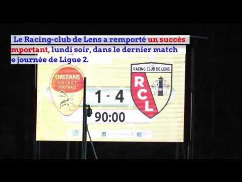 Retour sur Orléans - Lens (1-4)