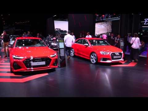 Audi Stand at 2019 IAA