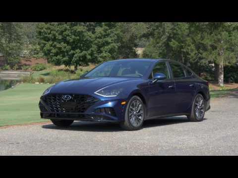 2020 Hyundai Sonata Design Preview