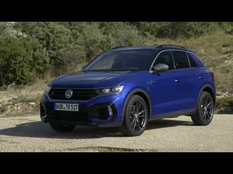 The new Volkswagen T-Roc R Design Preview