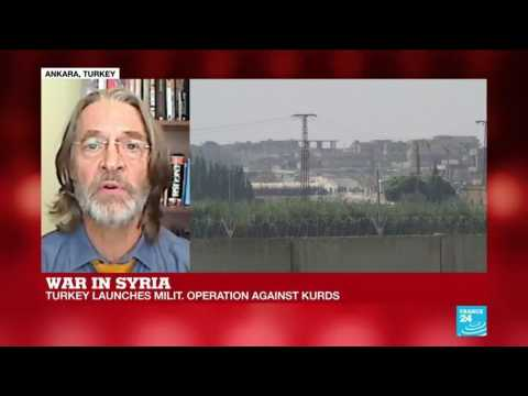 Turkey launches military operation against Kurds