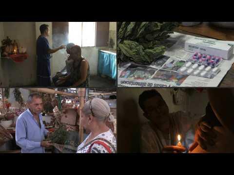 Ill and desperate, Venezuela's sick turn to alternative medicine
