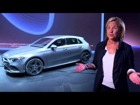 Mercedes-Benz IAA 2019 - Interview Britta Seeger