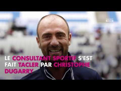Racisme anti-blanc : Christophe Dugarry s'agace contre les propos de Pierre Ménès