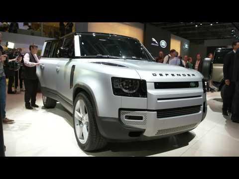 Land Rover at Frankfurt Motor Show 2019