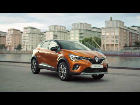 2019 New Renault CAPTUR - Product film