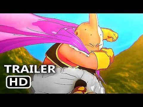 "DRAGON BALL Z KAKAROT ""Buu Saga"" TGS Trailer (2020) PS4 / Xbox One / PC"