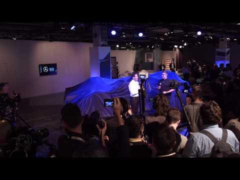 Presentation Formula E Team - Ian James, Head of Mercedes-Benz Formula E