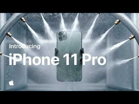 Introducing iPhone 11 Pro — Apple