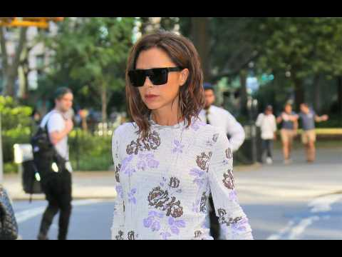 Victoria Beckham to launch beauty line this weekend