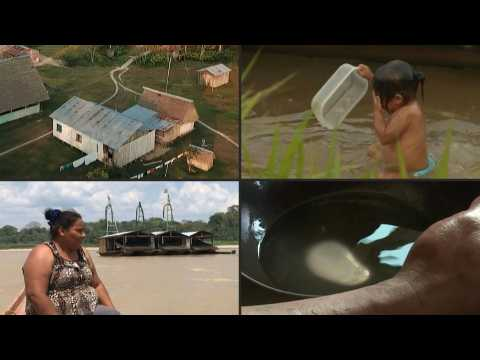 The Tacana in Bolivia, caught between mining, oil exploitation in Amazon