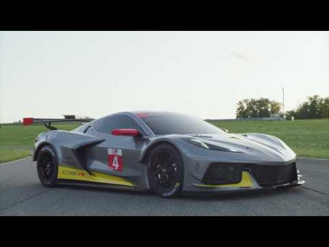 Chevrolet Corvette C8.R Design - 2020 Season Preview