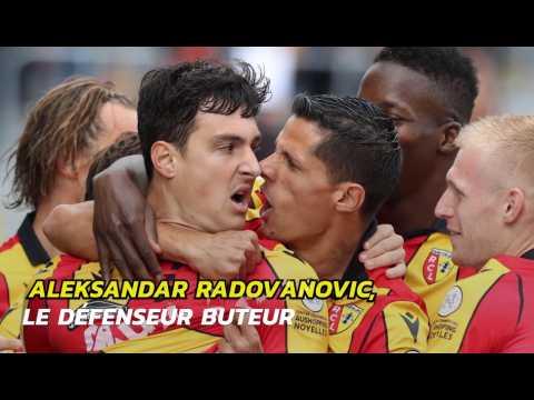 "VIDEO:  RC Lens: Aleksandar Radovanovic, ""marquer à Bollaert, c'est incroyable"""