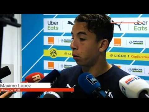 "VIDEO: OM-Strasbourg : ""Avec Rongier, on a beaucoup de points communs"" (Lopez)"