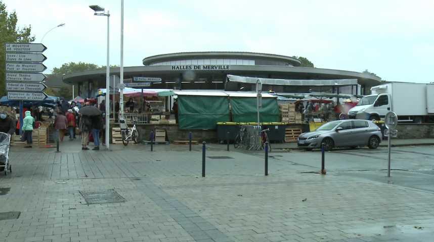 Thumbnail Lorient : Bientôt de nouvelles Halles ?