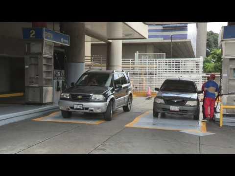 Venezuelan gasoline supply returns to normal after weeks of shortages