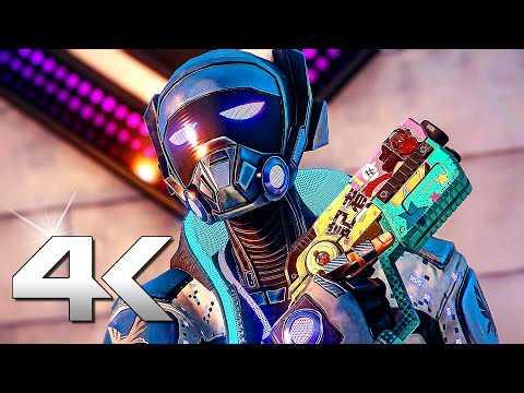 HYPER SPACE Season 2 Battle Pass Trailer 4K (2020)
