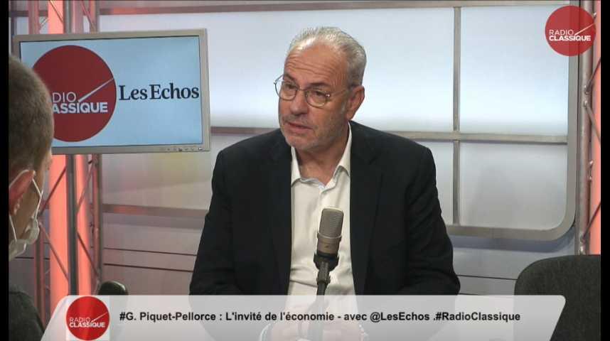"""Illustration pour la vidéo Offre de reprise de Bio C'Bon : """"Notre projet, ce n'est pas le démantèlement"""" assure Gilles Picquet-Pellorce"""