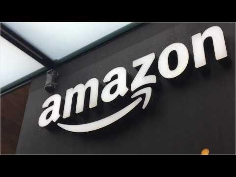 Amazon Launching Palm Recognition Tech