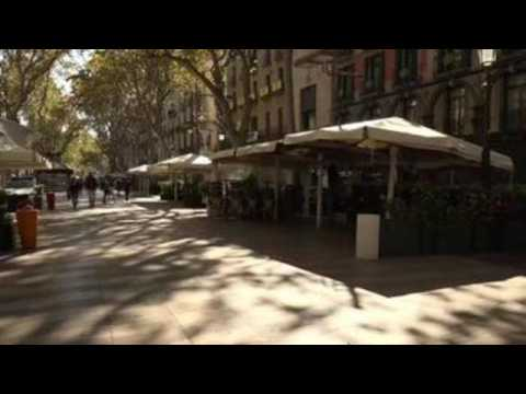 First weekend with bars, restaurants closed once again in Spanish Catalonia region
