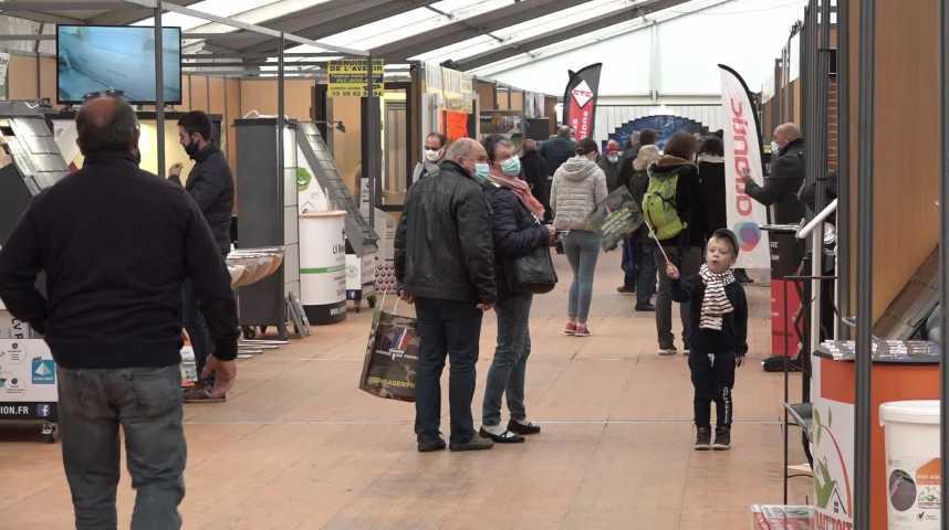 Thumbnail La foire expo de Pont l'Abbé au rythme de la Covid 19