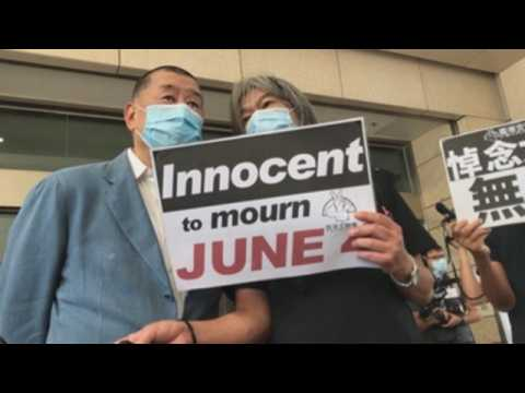 Jimmy Lai, pro-democracy activists summoned to court in Hong Kong