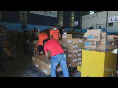 Authorities in Philippines prepare for new typhoon