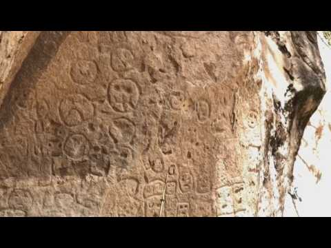 Engravings in Puebla reveal similarities of Mexico and Spain from 20,000 years ago