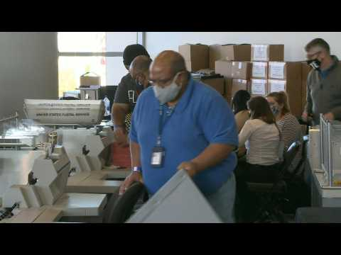 Georgia: Fulton County resumes the counting of mail-in ballots in key state