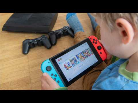 Nintendo's Switch Console Is A Best-Seller