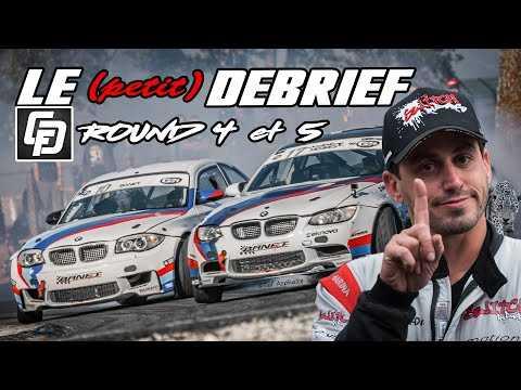 LE PETIT DEBRIEF DU CFD - Round 4 et 5 (MÉRIGNAC)