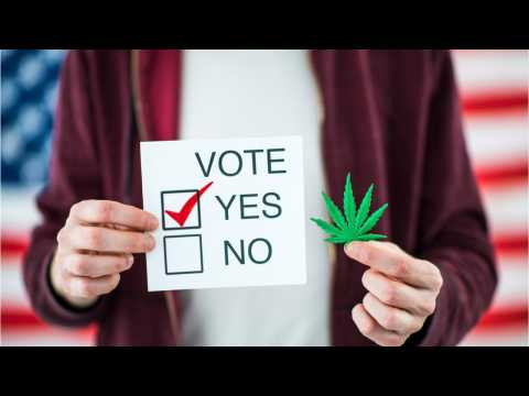 New Jersey And South Dakota Vote To Legalize Recreational Marijuana