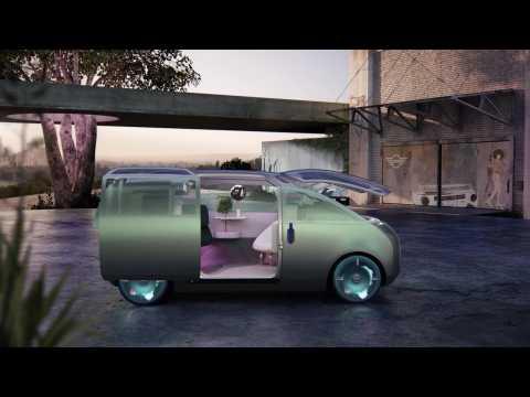 The MINI Vision Urbanaut Exterior Design