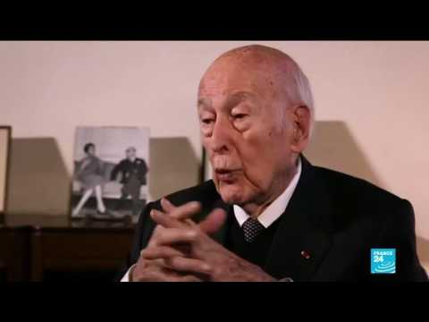 Tributes from political figures pour in for Former French President Valéry Giscard d'Estaing