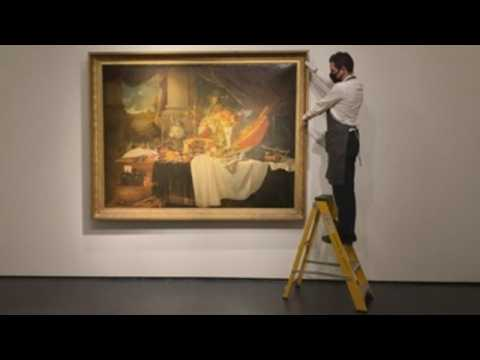 Christie's prepares for Old Masters Sale