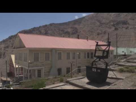 Sewell, a ghost mining town in search of tourists