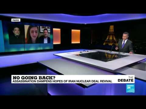 No going back? Assassination dampens hopes of Iran nuclear deal revival
